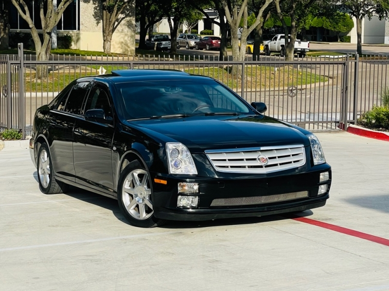 CADILLAC STS 2007 price $5,500