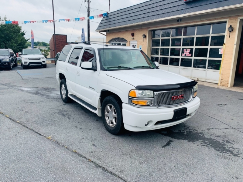 GMC Yukon 2004 price $4,500