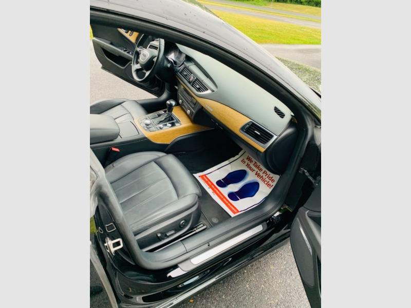 Audi A7 2013 price $20,000