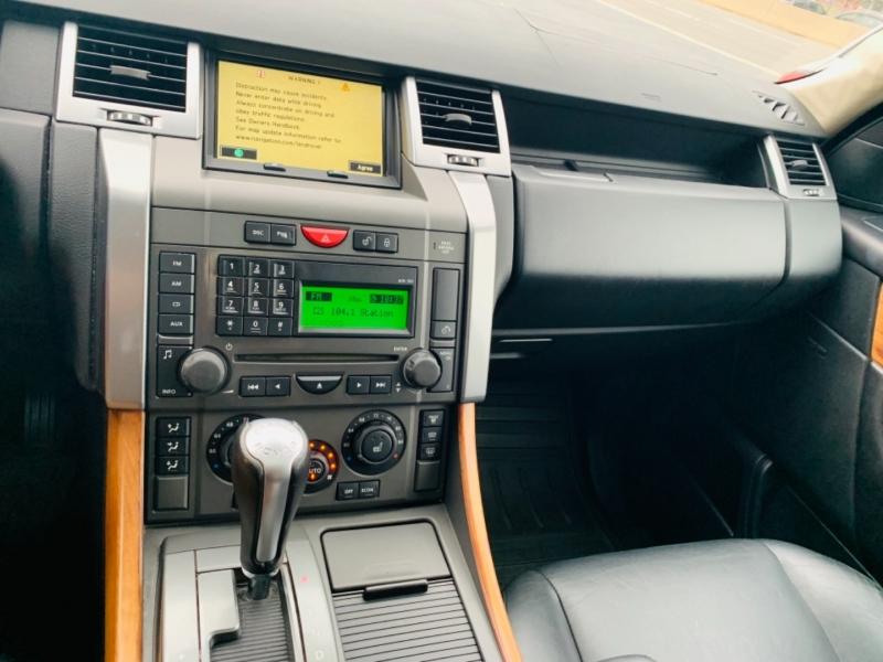 Land Rover Range Rover Sport 2006 price $8,200