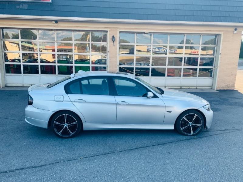 BMW 3-Series 2006 price $4,800