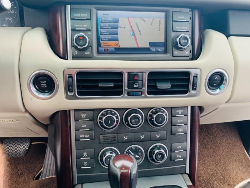 Land Rover Range Rover 2010 price $15,500