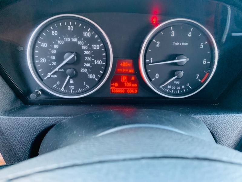 BMW X5 2007 price $0
