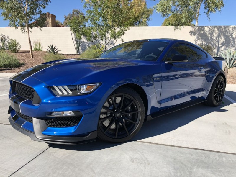 Ford MUSTANG 2017 price $52,500