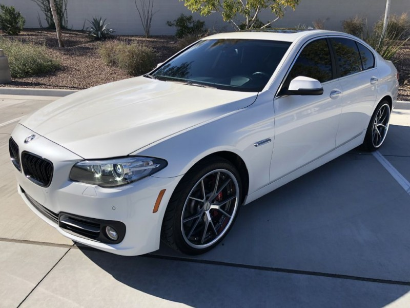 BMW 5-Series 2016 price $25,500