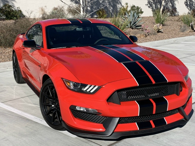 Ford Mustang 2016 price $44,500