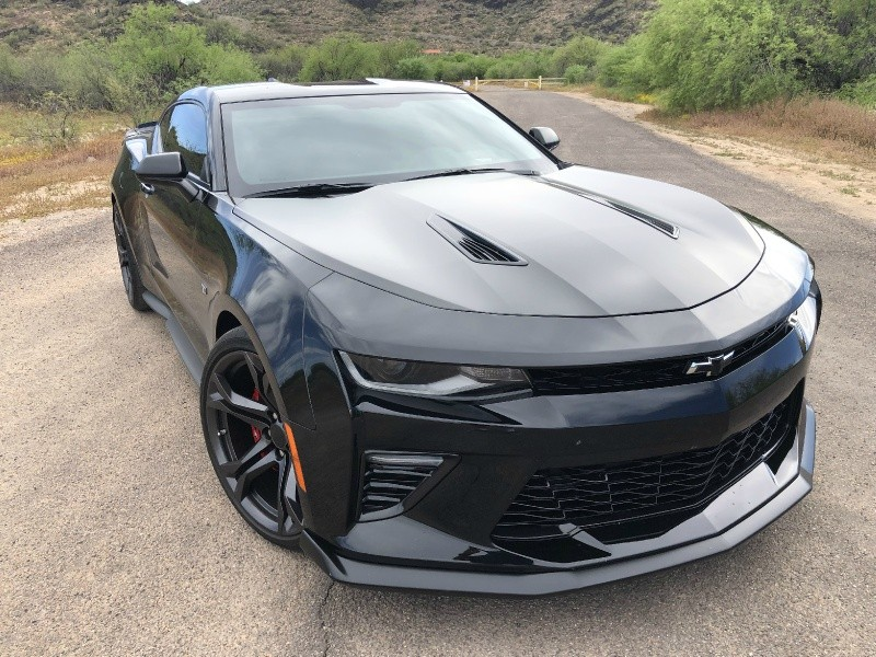 Chevrolet Camaro 2018 price $36,999