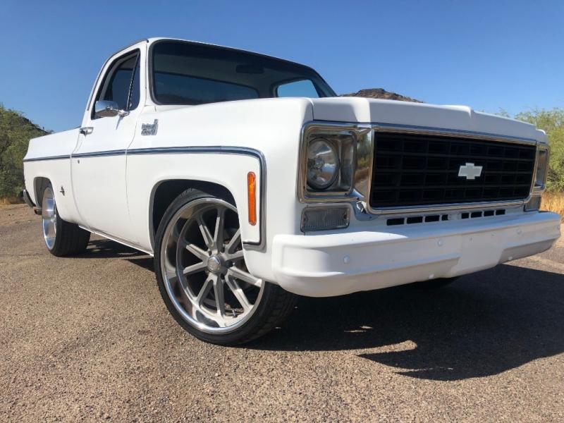 Chevrolet C10 1976 price $18,500