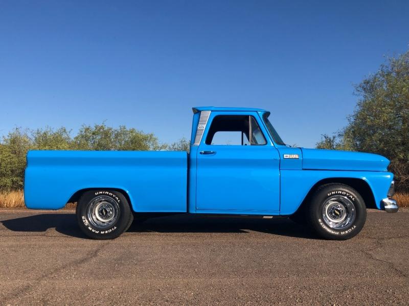Chevrolet C10 1965 price $12,700