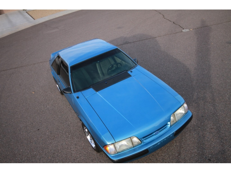 Ford Mustang 1991 price $14,800