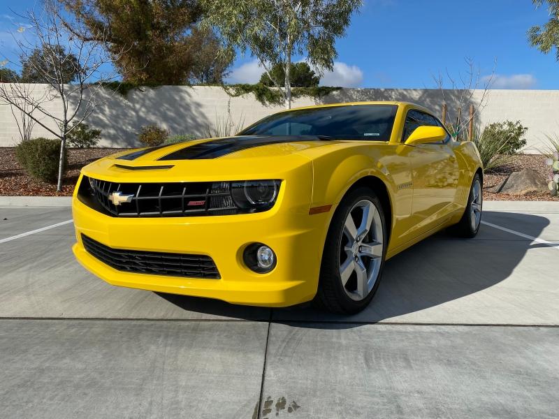 Chevrolet Camaro 2013 price $21,500