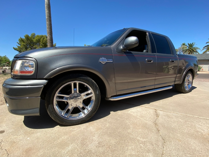 Ford F-150 2002 price $11,900