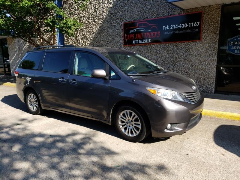 Toyota Sienna 2014 price $20,900