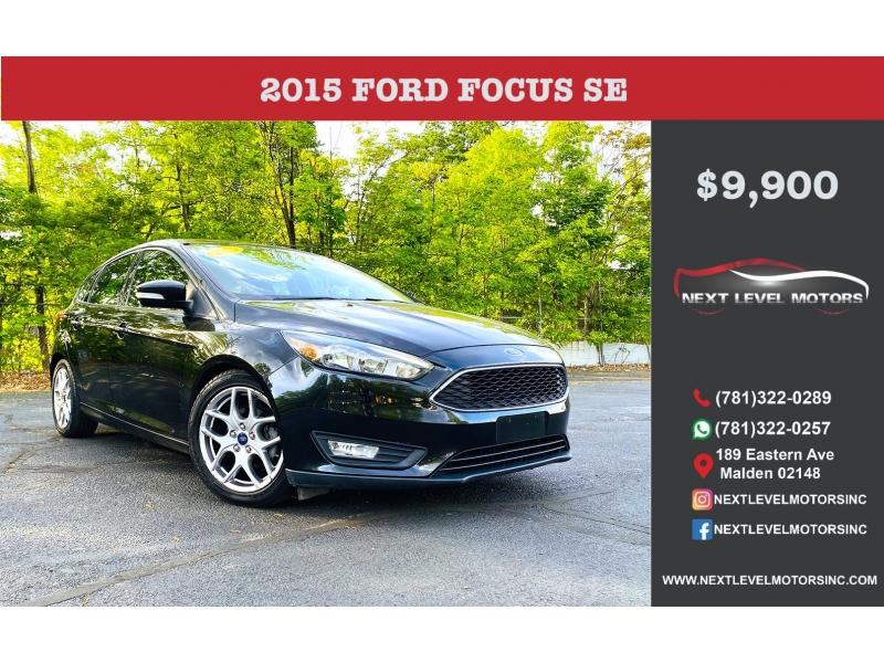 Ford Focus 2015 price $9,900