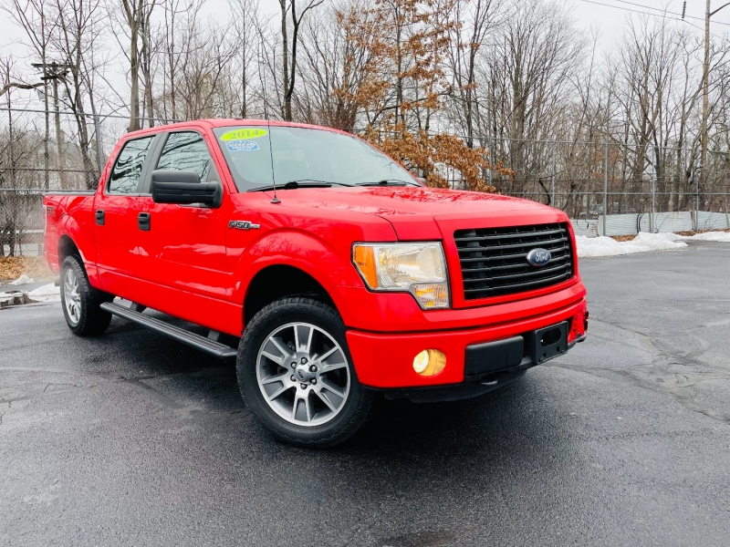 Ford F-150 2014 price $16,900