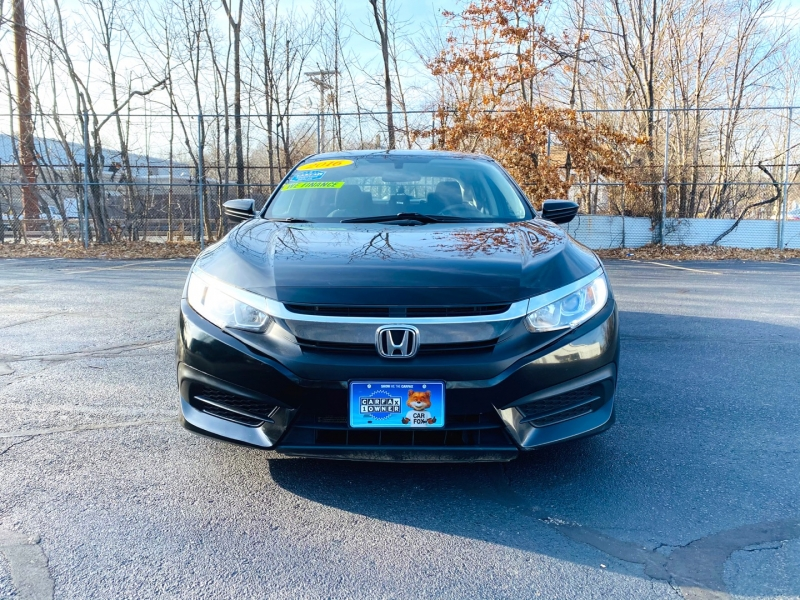 Honda Civic Sedan 2016 price $13,900