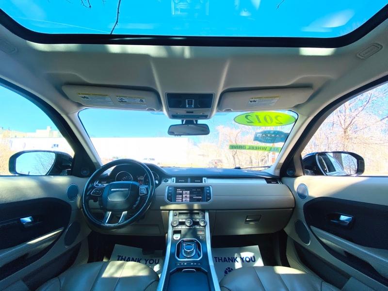 Land Rover Range Rover Evoque 2012 price $18,900