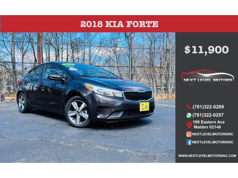 Kia Forte 2018 price $11,900