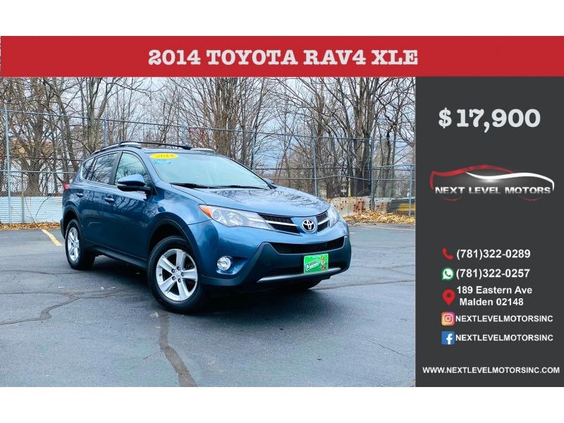 Toyota RAV4 2014 price $17,900