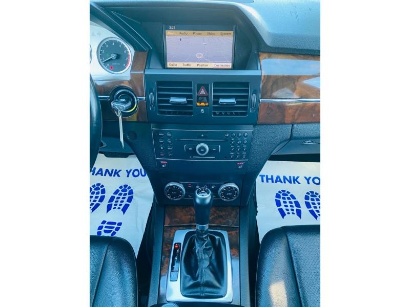 Mercedes-Benz GLK-Class 2012 price $13,900