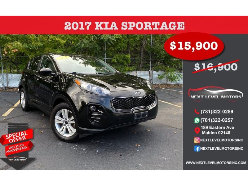 Kia Sportage 2017 price $15,900