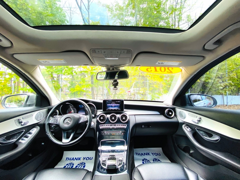 Mercedes-Benz C-Class 2015 price $20,900