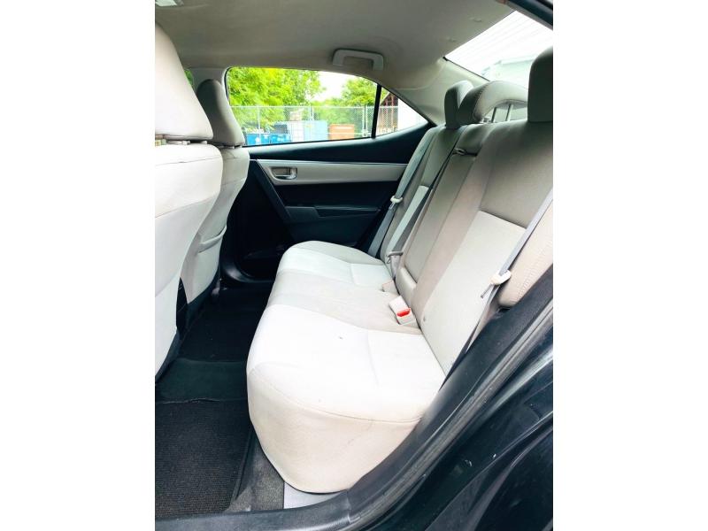 Toyota Corolla 2016 price $14,900