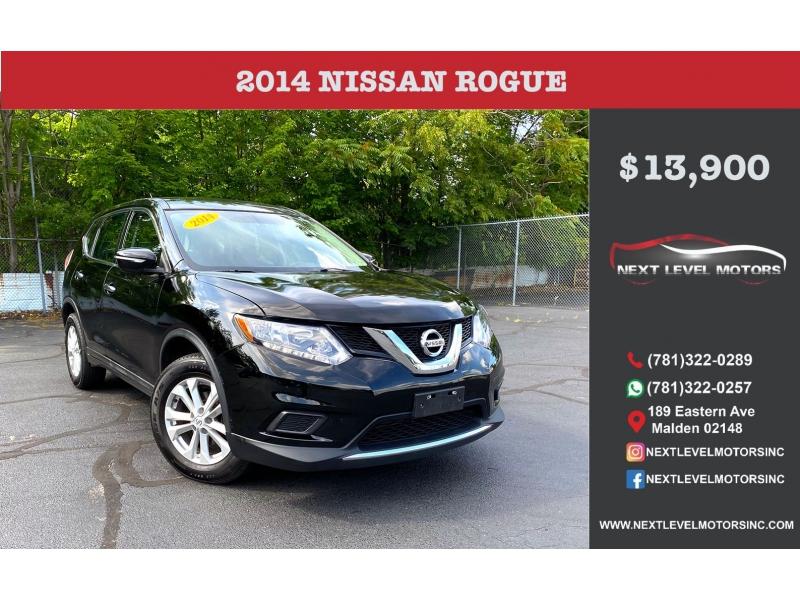 Nissan Rogue 2014 price $13,900