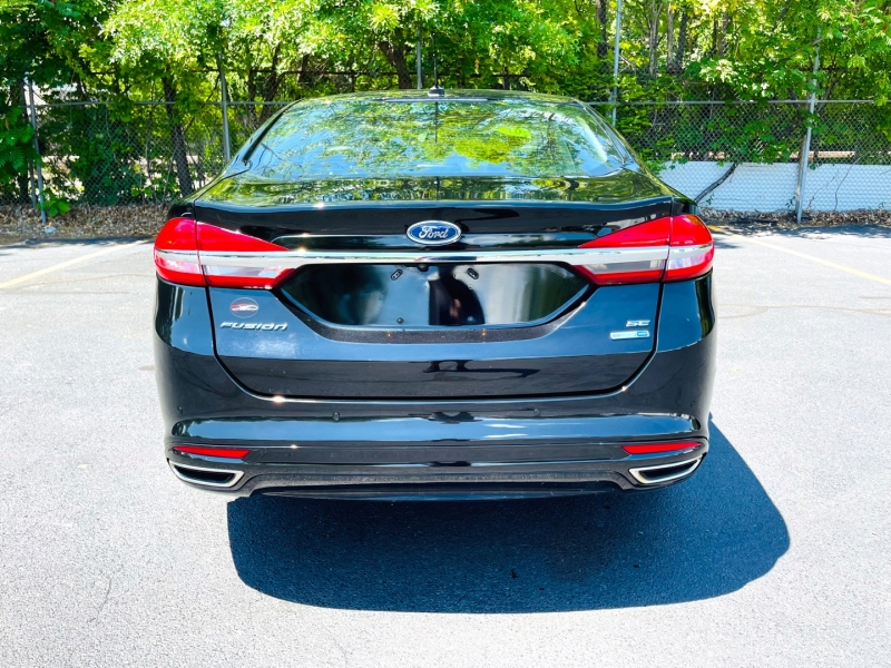 Ford Fusion 2017 price $16,900
