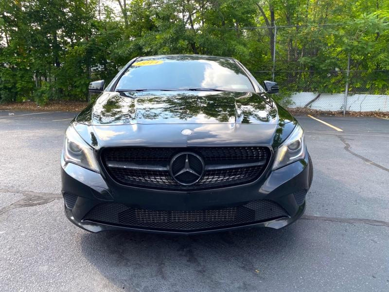 Mercedes-Benz CLA-Class 2014 price $19,900