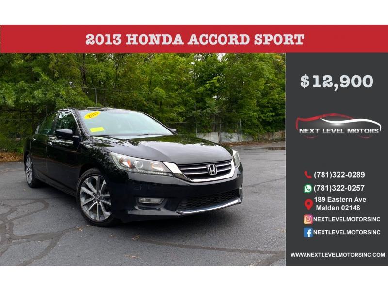 Honda Accord Sdn 2013 price $12,900