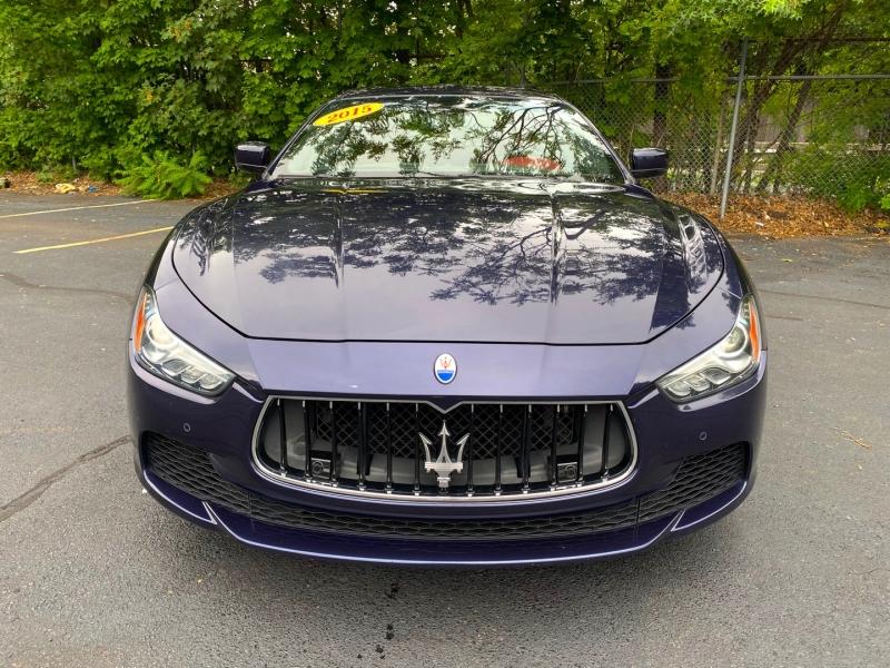 Maserati Ghibli 2015 price $34,900