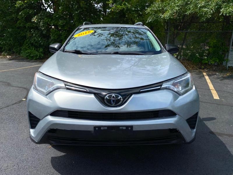 Toyota RAV4 2018 price $19,900