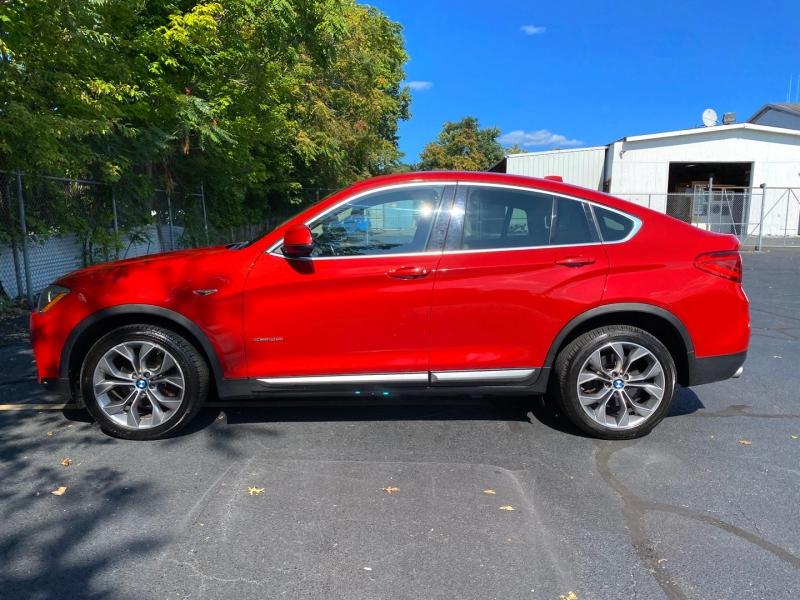 BMW X4 2015 price $22,900
