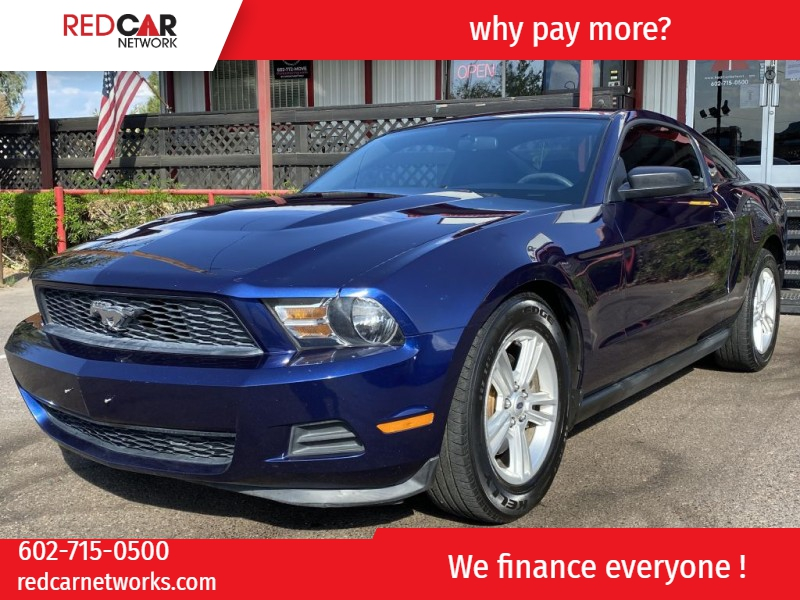 FORD MUSTANG 2012 price $11,895