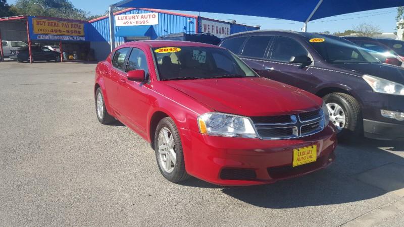 Dodge Avenger 2012 price Call Dealer