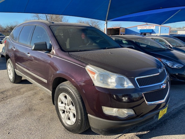 Chevrolet Traverse 2009 price Call Dealer