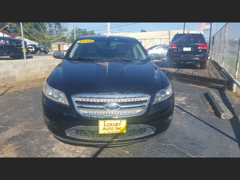 Ford Taurus 2012 price Call Dealer