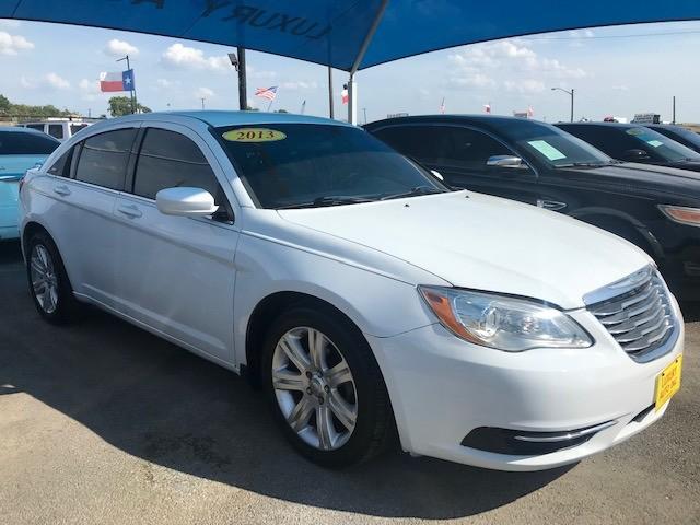 Chrysler 200 2013 price Call Dealer