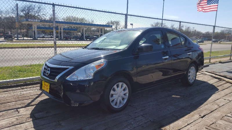 Nissan Versa Sedan 2017 price Call Dealer