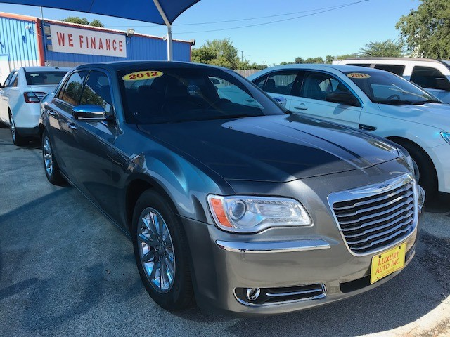Chrysler 300 2012 price Call Dealer