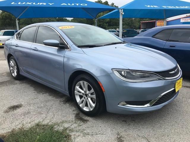 Chrysler 200 2015 price Call Dealer