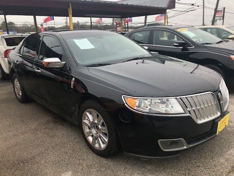 Lincoln MKZ 2012 price Call Dealer