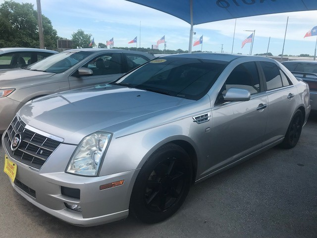 Cadillac STS 2008 price Call Dealer