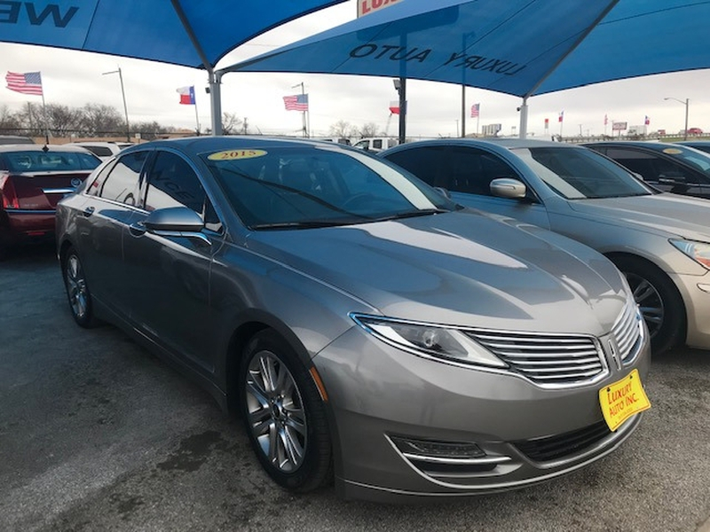 Lincoln MKZ 2015 price Call dealer