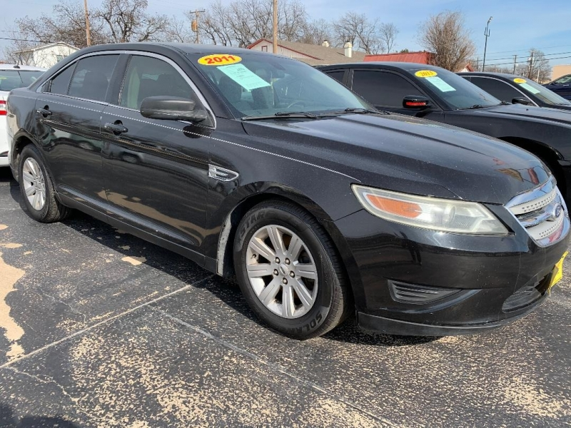 Ford Taurus 2011 price ASK DEALER