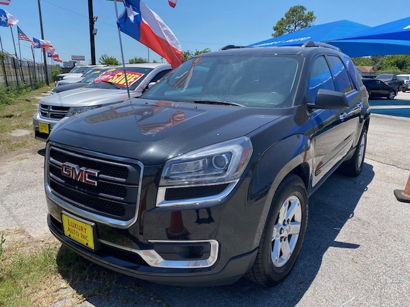 GMC Acadia 2014 price Call Dealer