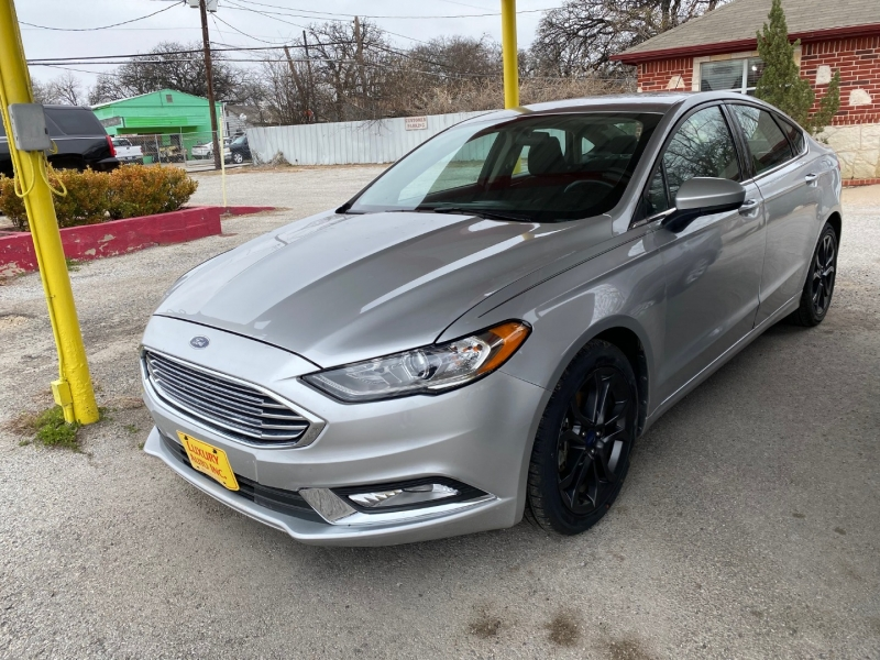 Ford Fusion 2018 price CALL DEALER