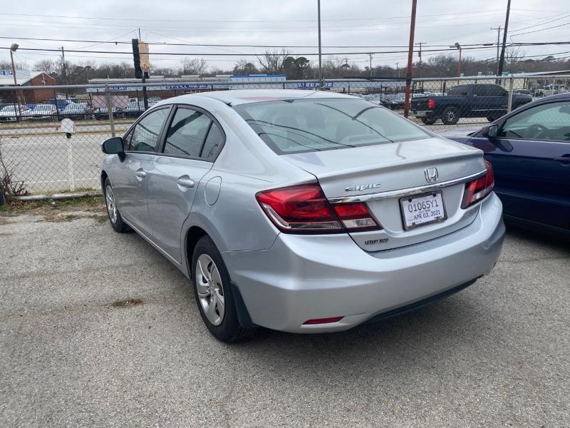 Honda Civic Sedan 2015 price CALL DEALER