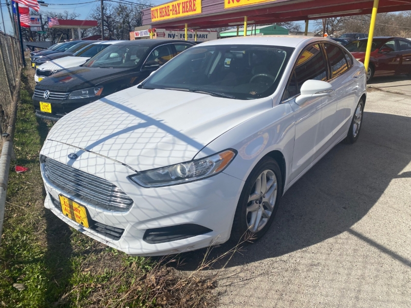 Ford Fusion 2014 price CALL DEALER